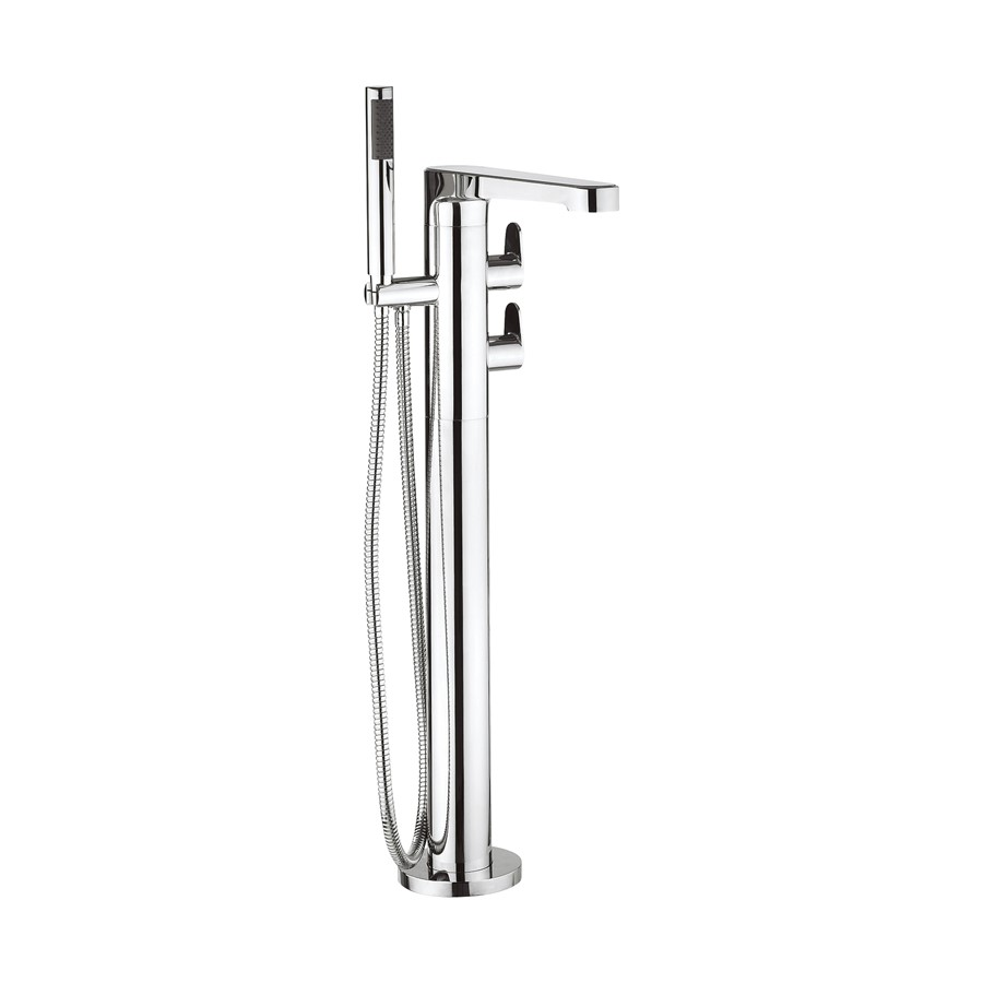 Celeste Thermostatic Bath Shower Mixer with Kit