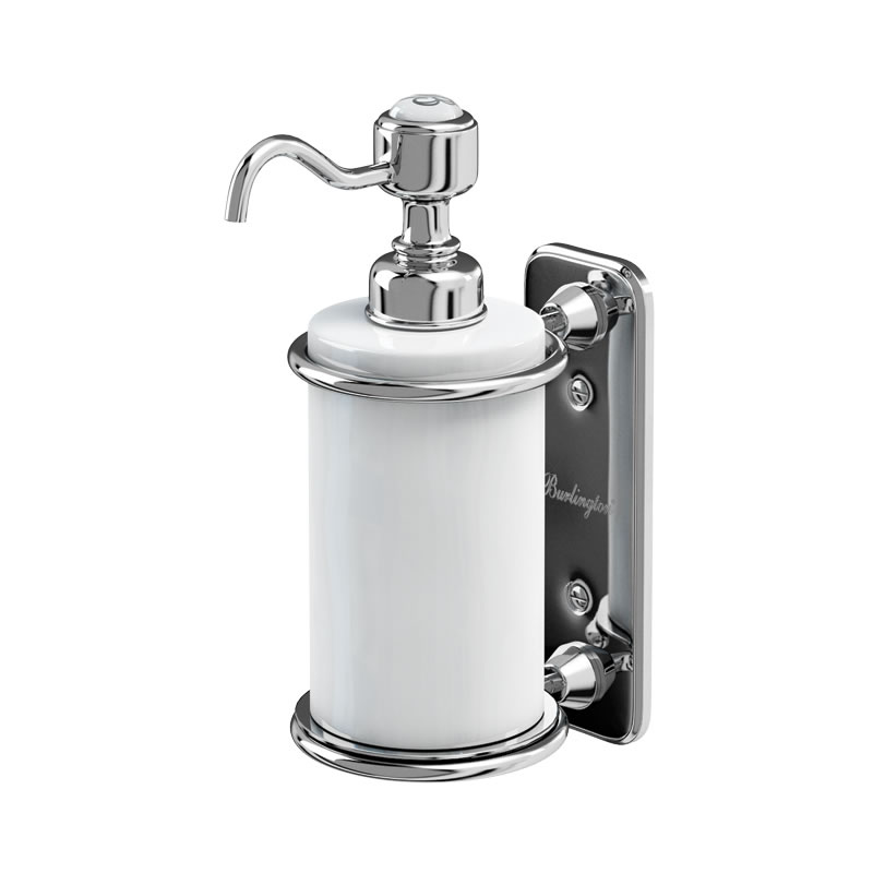 Single soap dispenser