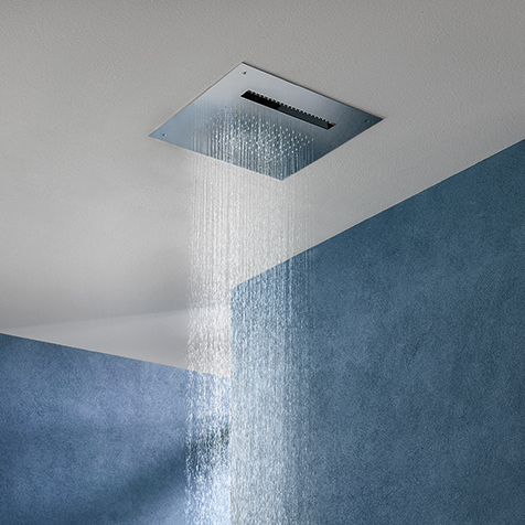 Revive Wire Flow Shower Head